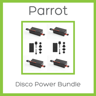 Disco Battery Bundle - D W-P Enterprises LTD