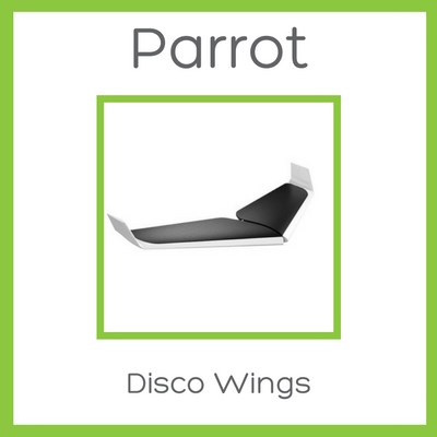 Parrot Disco Wings - D W-P Enterprises LTD - 1