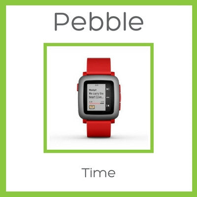 Pebble Time Smartwatch - Your Wrist's Latest Update - D W-P Enterprises LTD - 1