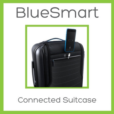 BLUESMART: THE WORLD'S FIRST SMART SUITCASE - Bag to the Future - D W-P Enterprises LTD - 1