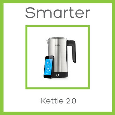 Smarter iKettle 2.0 - Revolutionary Wifi Kettle