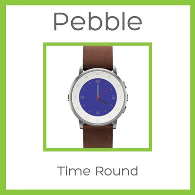 Pebble Time Round - The Only Smartwatch, That Looks & Feels Like A Watch - D W-P Enterprises LTD - 9