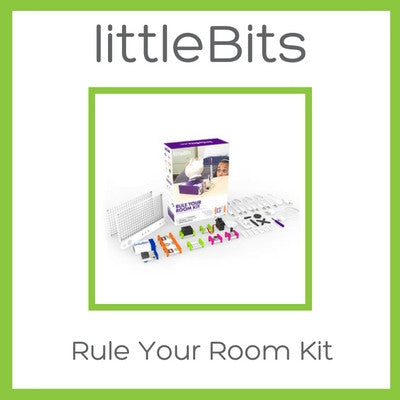 littleBits Rule Your Room Kit - D W-P Enterprises LTD - 1