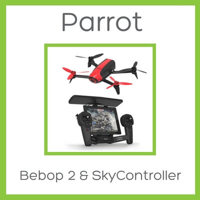 Bebop 2 with SkyController - D W-P Enterprises LTD - 1
