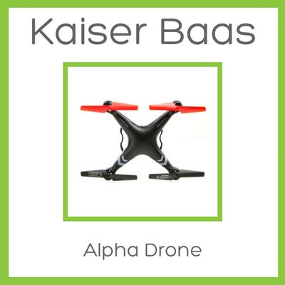Kaiser Baas Alpha Drone - D W-P Enterprises LTD - 1