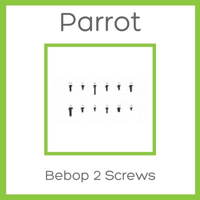 Parrot Bebop 2 Screws Set - D W-P Enterprises LTD - 1