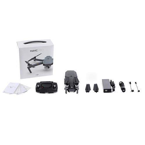 DJI Mavic Pro Fly More Combo Bundle - January Delivery - D W-P Enterprises LTD - 10