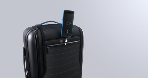 BLUESMART: THE WORLD'S FIRST SMART SUITCASE - Bag to the Future - D W-P Enterprises LTD - 4