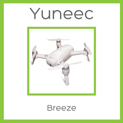 Yuneec Breeze - D W-P Enterprises LTD - 1