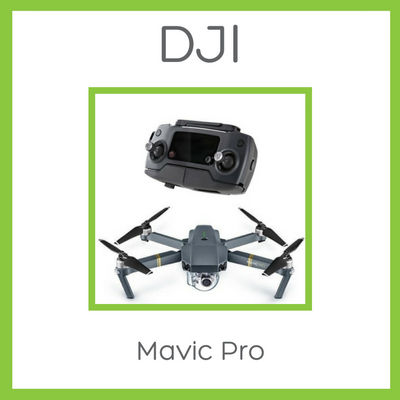 DJI Mavic Pro - January Delivery - D W-P Enterprises LTD - 1