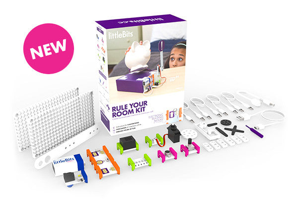 littleBits Rule Your Room Kit - D W-P Enterprises LTD - 2