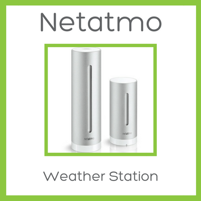 Netatmo Weather Station - D W-P Enterprises LTD - 1