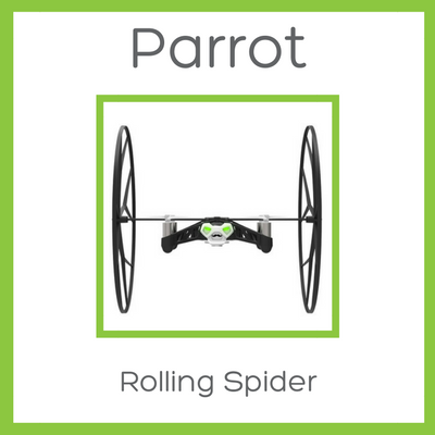 Parrot Rolling Spider - D W-P Enterprises LTD - 1