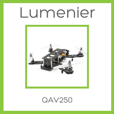 Lumenier QAV250 - D W-P Enterprises LTD - 1