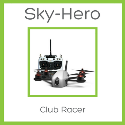 Sky-Hero Club Racer - D W-P Enterprises LTD - 1