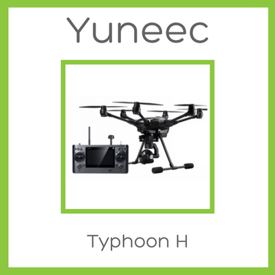 Yuneec Typhoon H - D W-P Enterprises LTD - 14