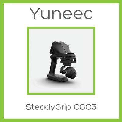 Yuneec Steadygrip CGO3 - D W-P Enterprises LTD - 1