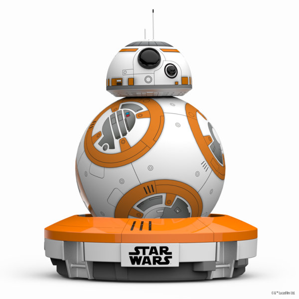 BB-8™ by Sphero - Star Wars, App-Enabled Droid - D W-P Enterprises LTD - 2