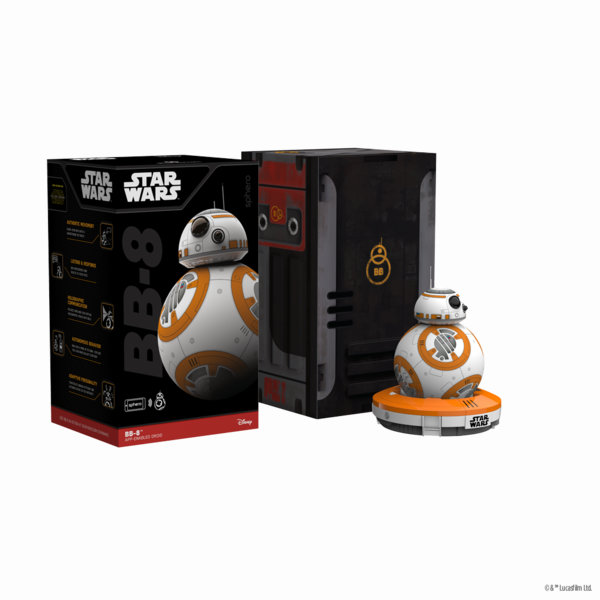 BB-8™ by Sphero - Star Wars, App-Enabled Droid - D W-P Enterprises LTD - 8