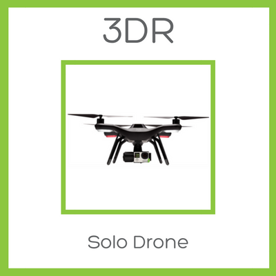 3DR Solo - D W-P Enterprises LTD - 1