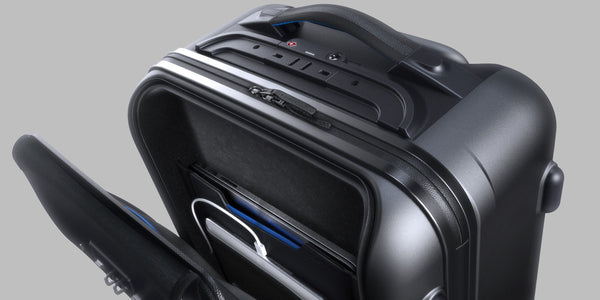 BLUESMART: THE WORLD'S FIRST SMART SUITCASE - Bag to the Future - D W-P Enterprises LTD - 10