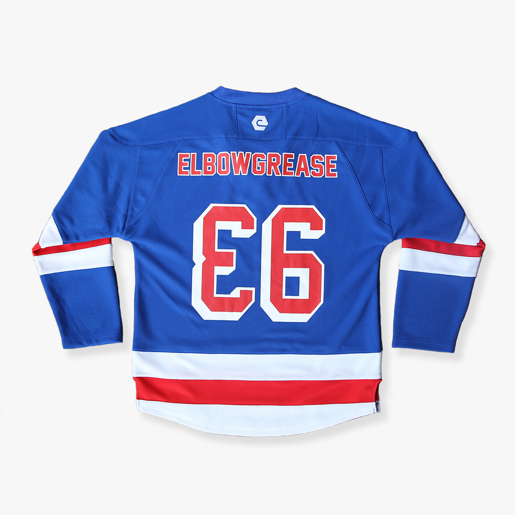 elbowgrease SAVAGE // Street Hockey Jersey