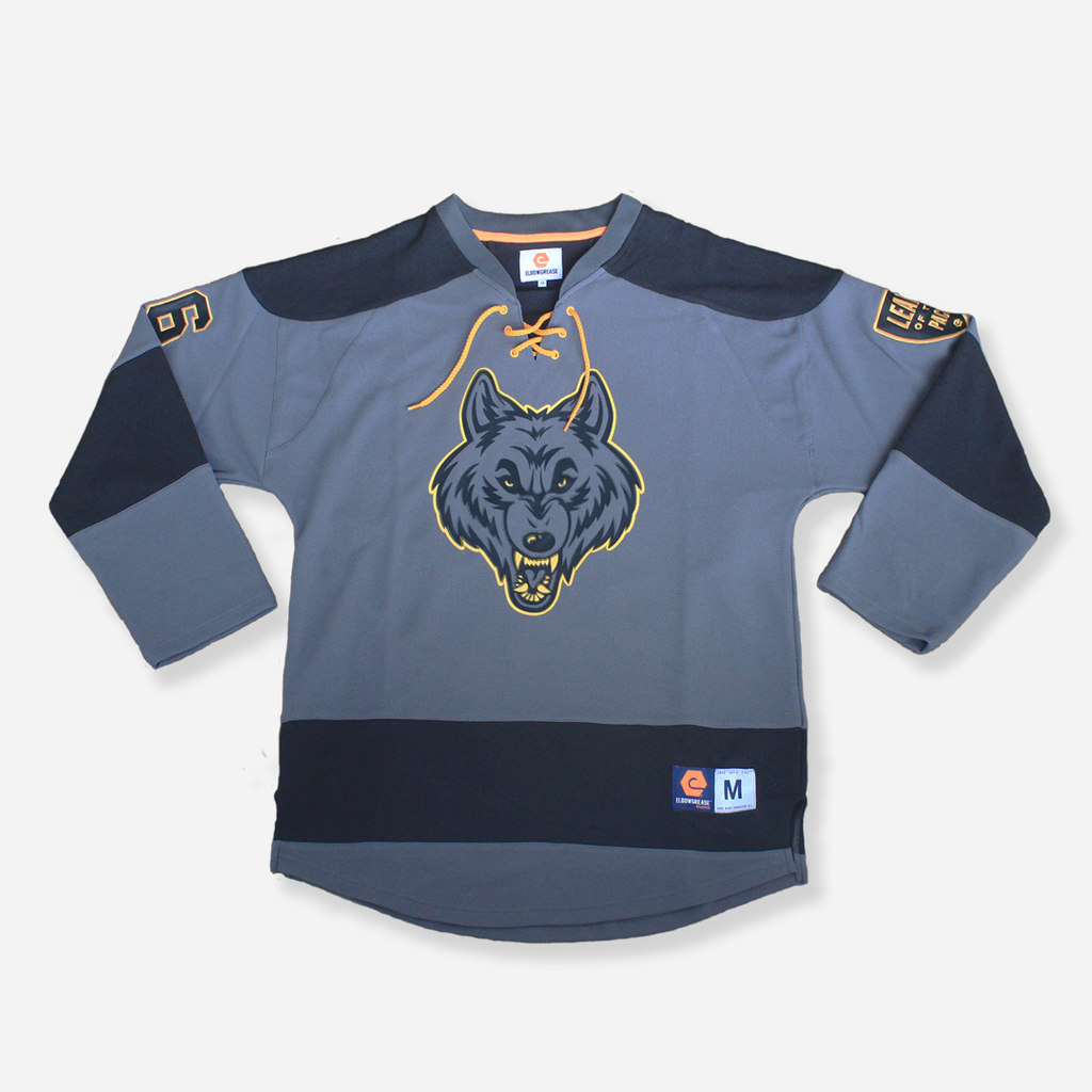 elbowgrease WOLFPACK // Hockey Jersey