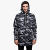 elbowgrease TURBO // Reflective Hoodie - Camos