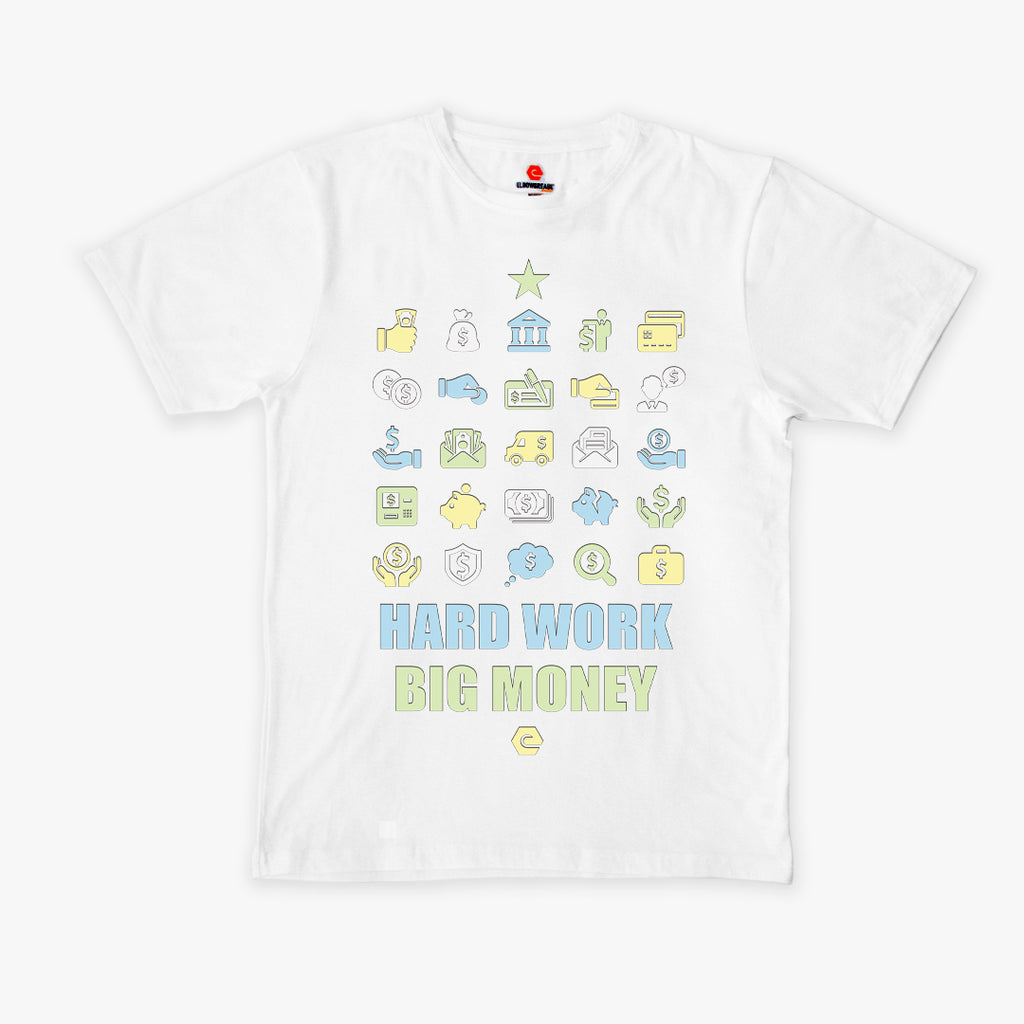 Elbowgrease TEE // Money