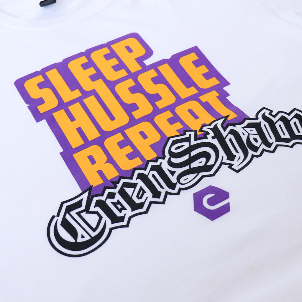 Elbowgrease TEE // Sleep Hussle Repeat
