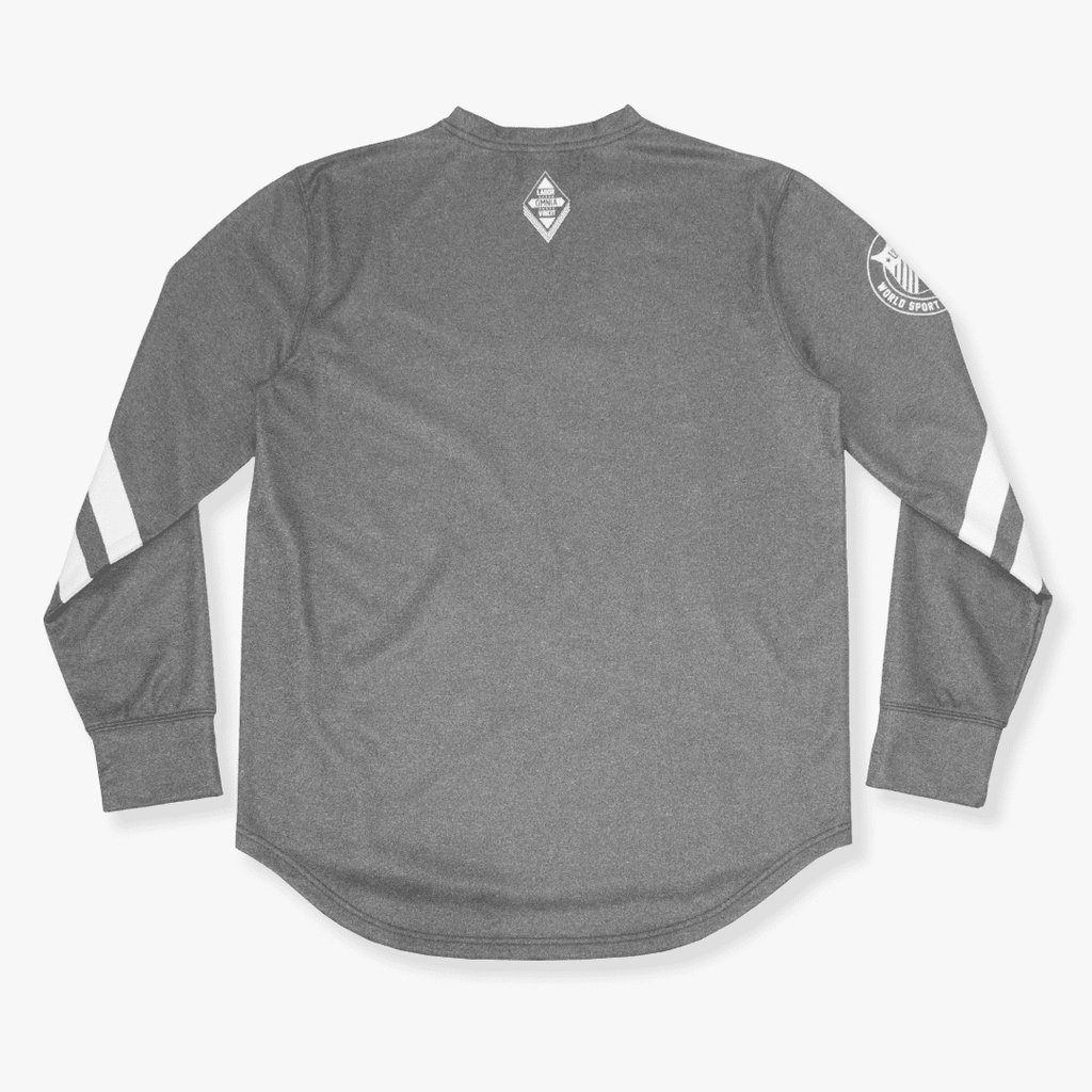 elbowgrease WORLDWIDE // Fleece Top