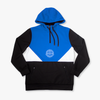 elbowgrease WINTER GAMES // Colorblocked Hoodie