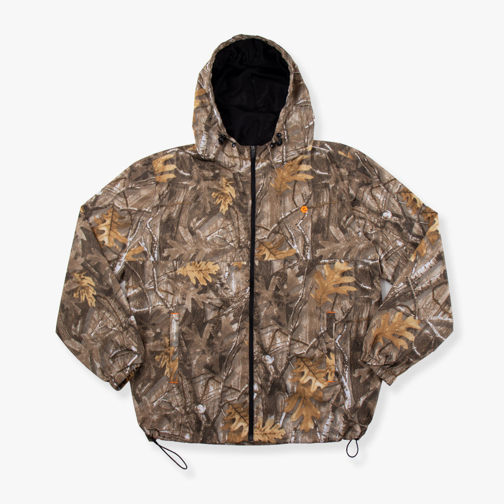 elbowgrease HUNTER // Printed Wind Jacket