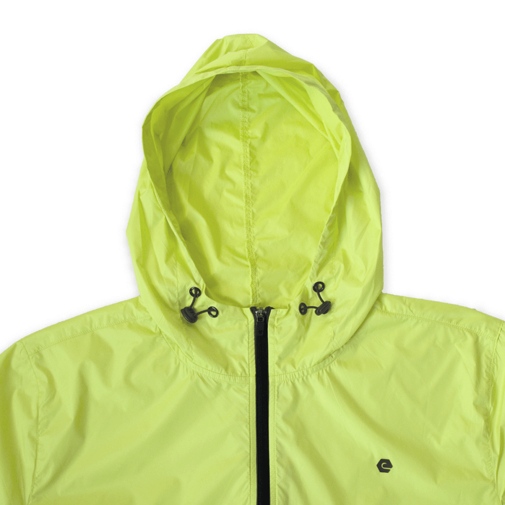 elbowgrease NEON // Anorak Jacket