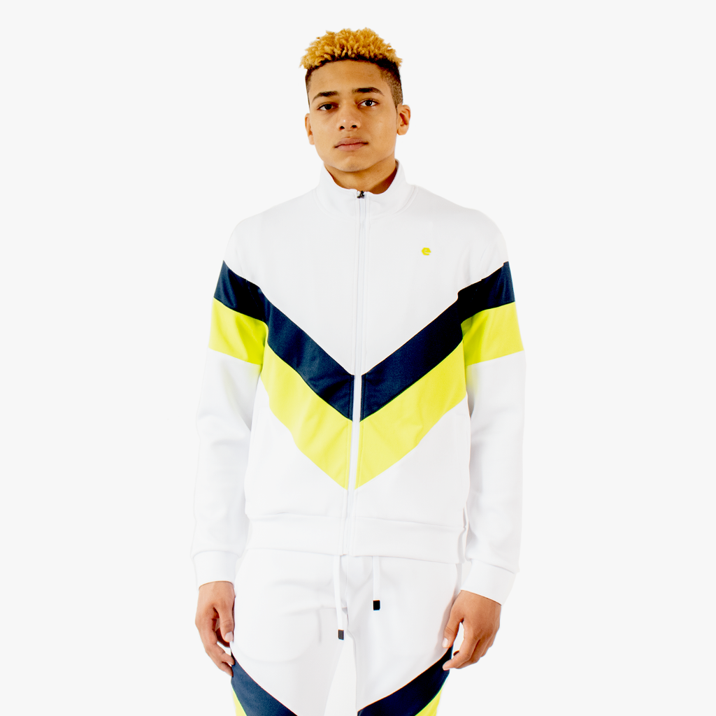 elbowgrease SUPERSONIC // Track Jacket