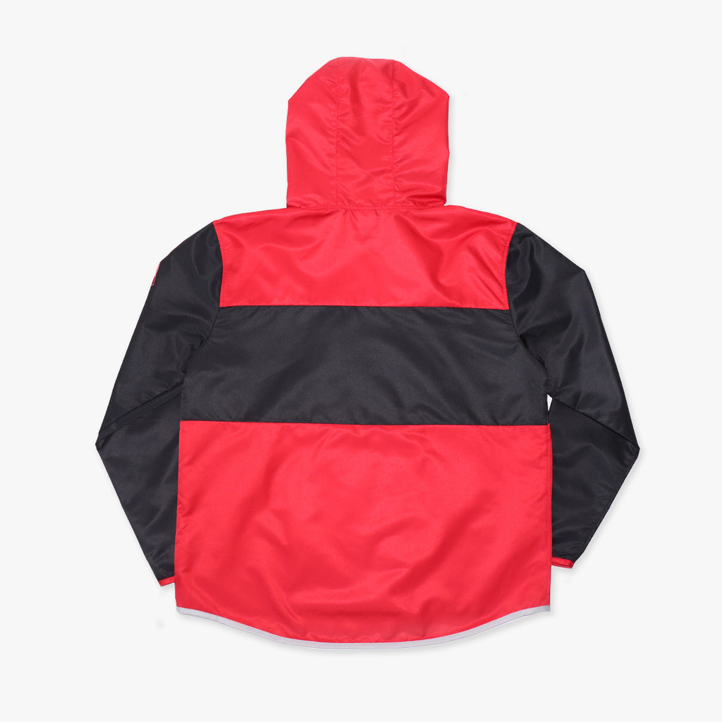 Elbowgrease Summit // Microfiber hooded wind jacket