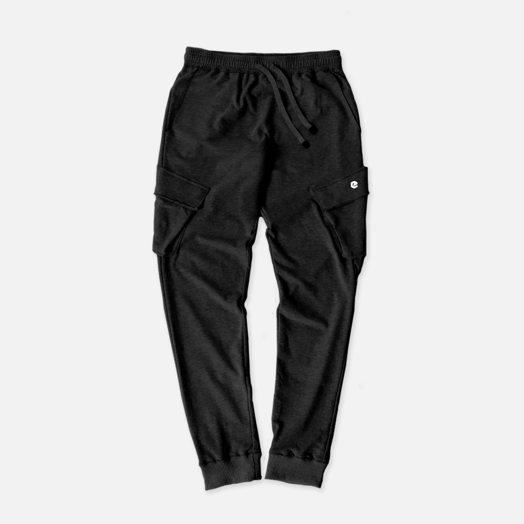 Elbowgrease raw nature // Heavyweight fleece joggers