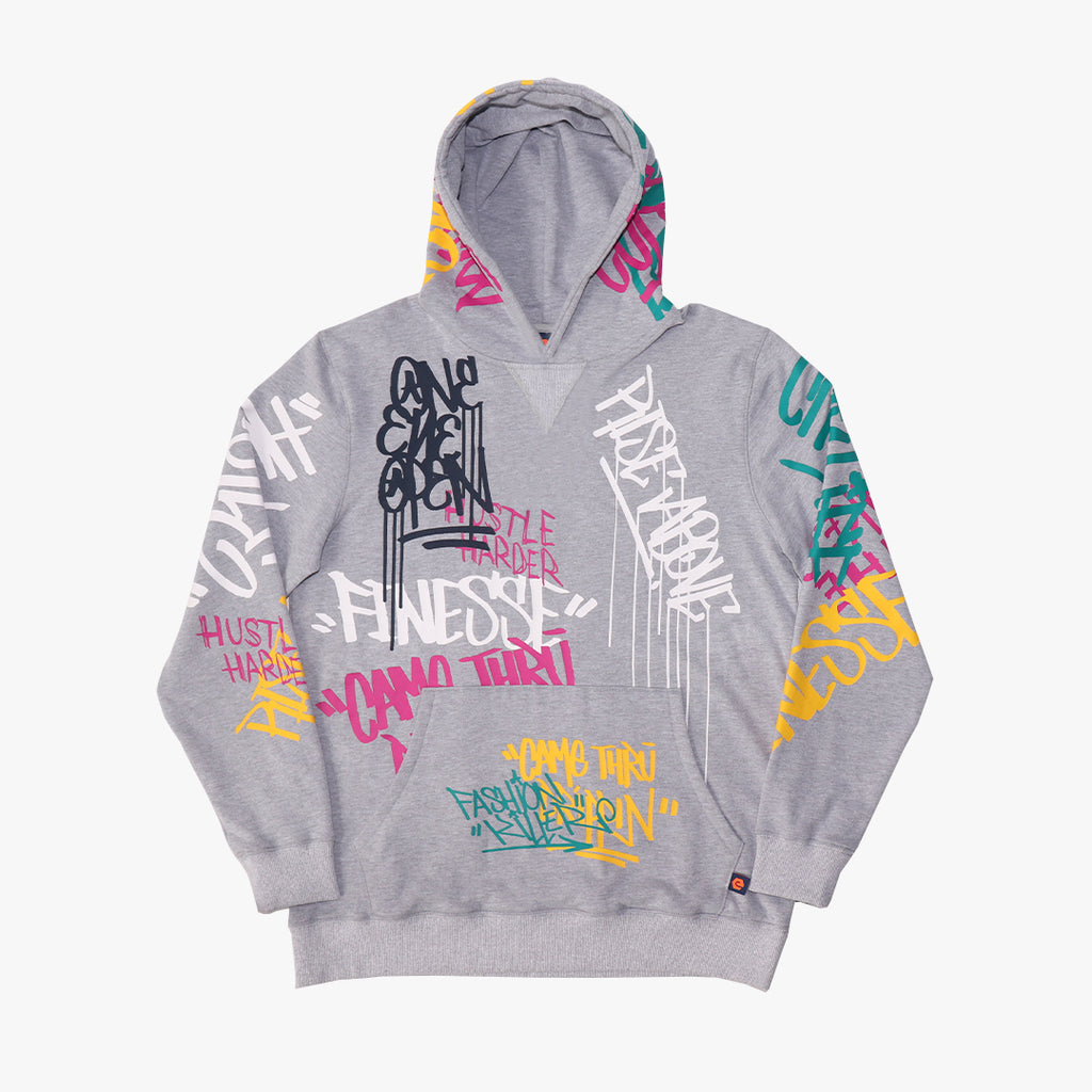 Elbowgrease Fashion killer // Pullover fleece hoodie (YOUTH)