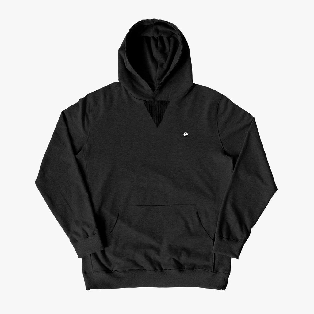Elbowgrease Raw Nature // Heavyweight fleece pullover hoodie (YOUTH)