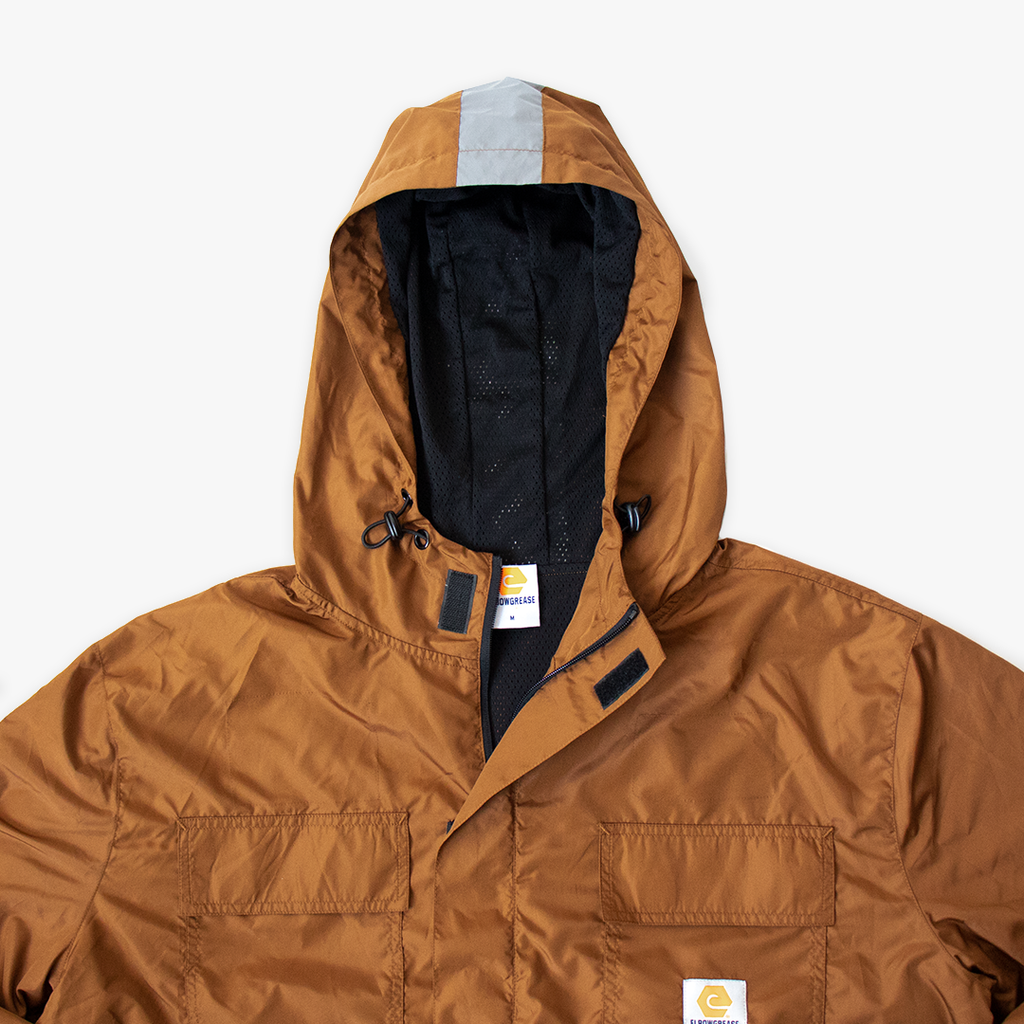 elbowgrease WORKFORCE // Anorak Jacket