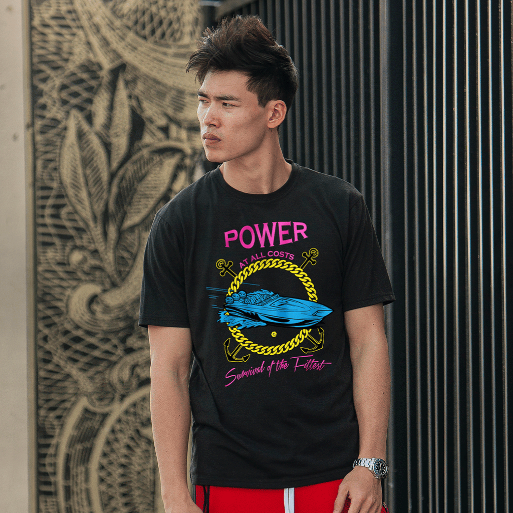 elbowgrease TEE // Power