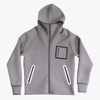 elbowgrease SKUBA // Luxury Sponge Fleece Hooded Jacket