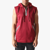 elbowgrease TURBO // Performance Fleece Sleeveless Hoodie - Solids