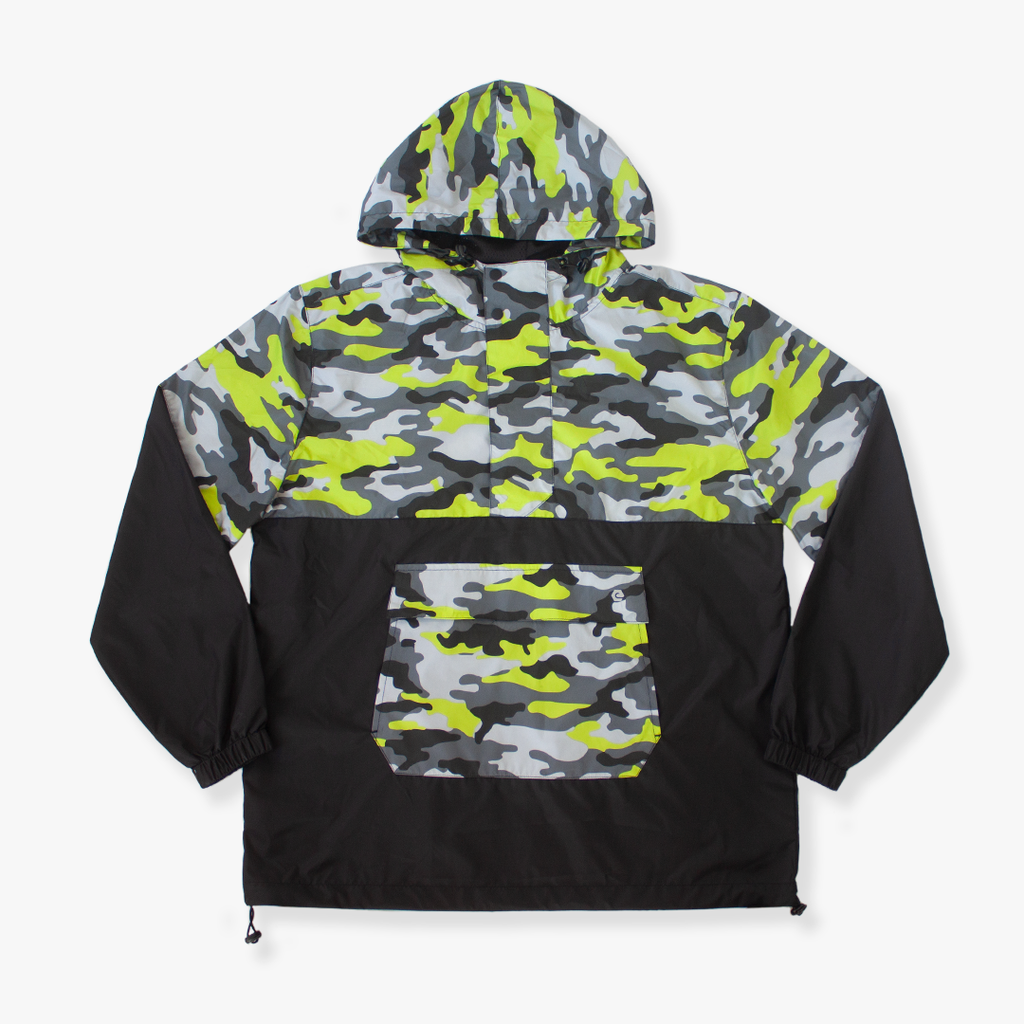 elbowgrease ANORAK // Camo Jacket