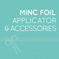 WeR Minc Foil Applicator and Accessories
