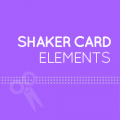 Shaker Card - Sequins and Beads