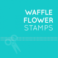 Waffle Flower Stamps