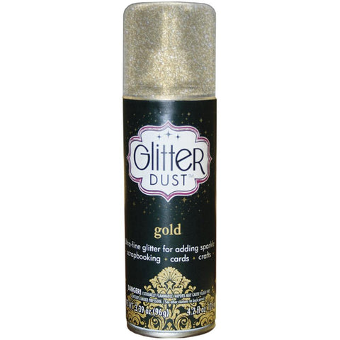 Therm-O-Web - GOLD - Glitter Dust Spray