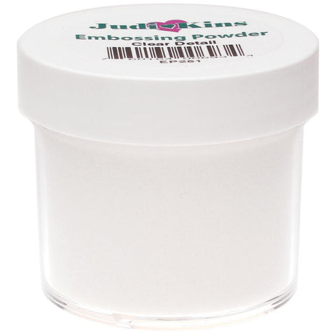 Judikins - Embossing Powder - STICKY STUFF Large (2 oz jar) - Hallmark Scrapbook