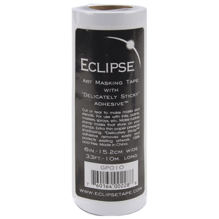 "Judikins - Eclipse Art Masking Tape Roll - 6""x30'"